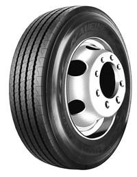 Грузовая шина 285/70R19,5 AF177 Aufine рулевая
