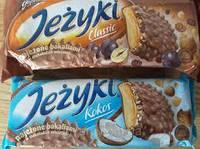 Печиво Jezyki classik / kokos 140 г