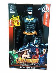 Супергерой BATMAN, 29 см, подв.руки и ноги, звук, свет (DY-H5829 (Batman))