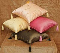 Пошив чехлов, декоративных подушек