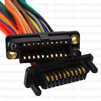 Разъём автомагнитолы Plug into Car Harness, с кабелем