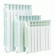 Радиаторы алюминиевые, биметаллические
