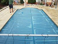 Солярная пленка для бассейна Shield 400 микрон от 3 до 6 метров