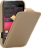 Чехол  для HTC Desire 200 - Vetti Craft Slim Flip Normal Series - Фото