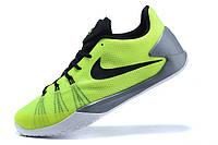 Баскетбольные кроссовки Nike Hyperchase Ep салатовые