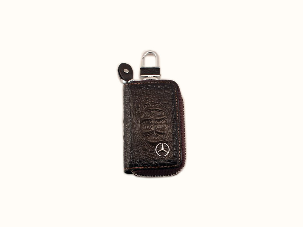 Ключница с логотипом Mercedes Benz