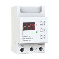 Реле контроля напряжения ZUBR D32 (Защита от перенапряжения)