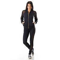 Дешевый костюм женский немецкого качества 131jn-black