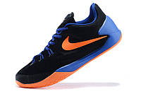Баскетбольные кроссовки Nike Hyperchase Ep black-orange