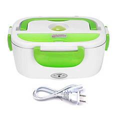 Контейнер для еды ланч бокс термос для еды с подогревом Tina Lunch Box от сети 220В, фото 3