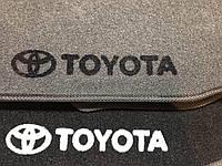 Ворсовые коврики Toyota Land Cruiser 200 2007- VIP, фото 1