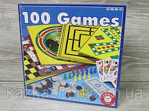 Настольная игра  '100 Games' (780196) ОРИГИНАЛ