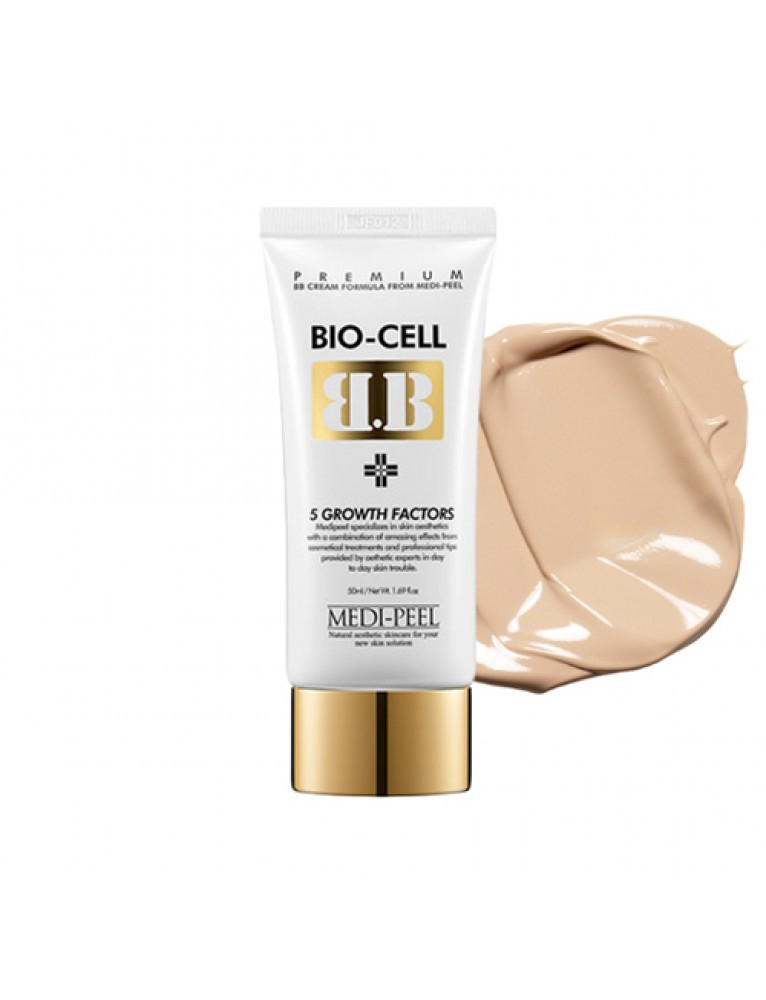 BB крем с пептидами MEDI-PEEL Bio-Cell BB Cream 50ml