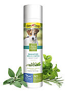 Шампунь для собак с короткой шерстью Gimdog Natural Solutions , фото 1