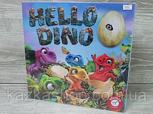 """Настольная игра   Piatnik """"Hello Dino"""" (715099) ОРИГИНАЛ"""