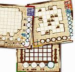 Настольная игра головоломка Пенни Пепперс  Храм Апикабу Penny Papers The Temple of Apikhabou, фото 3