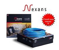 Двухжильный нагревательный кабель NEXANS TXLP/2R – 400 Вт (2,4 м2) Норвегия