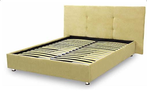 Кровать подиум двуспальная №11