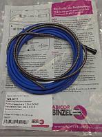 Спіраль подає синя D 0.8-1.0 мм 3.4 м ABICOR BINZEL (124.0011)