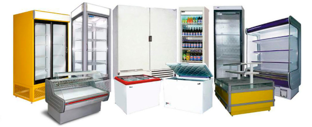 Холодильное оборудование Polair
