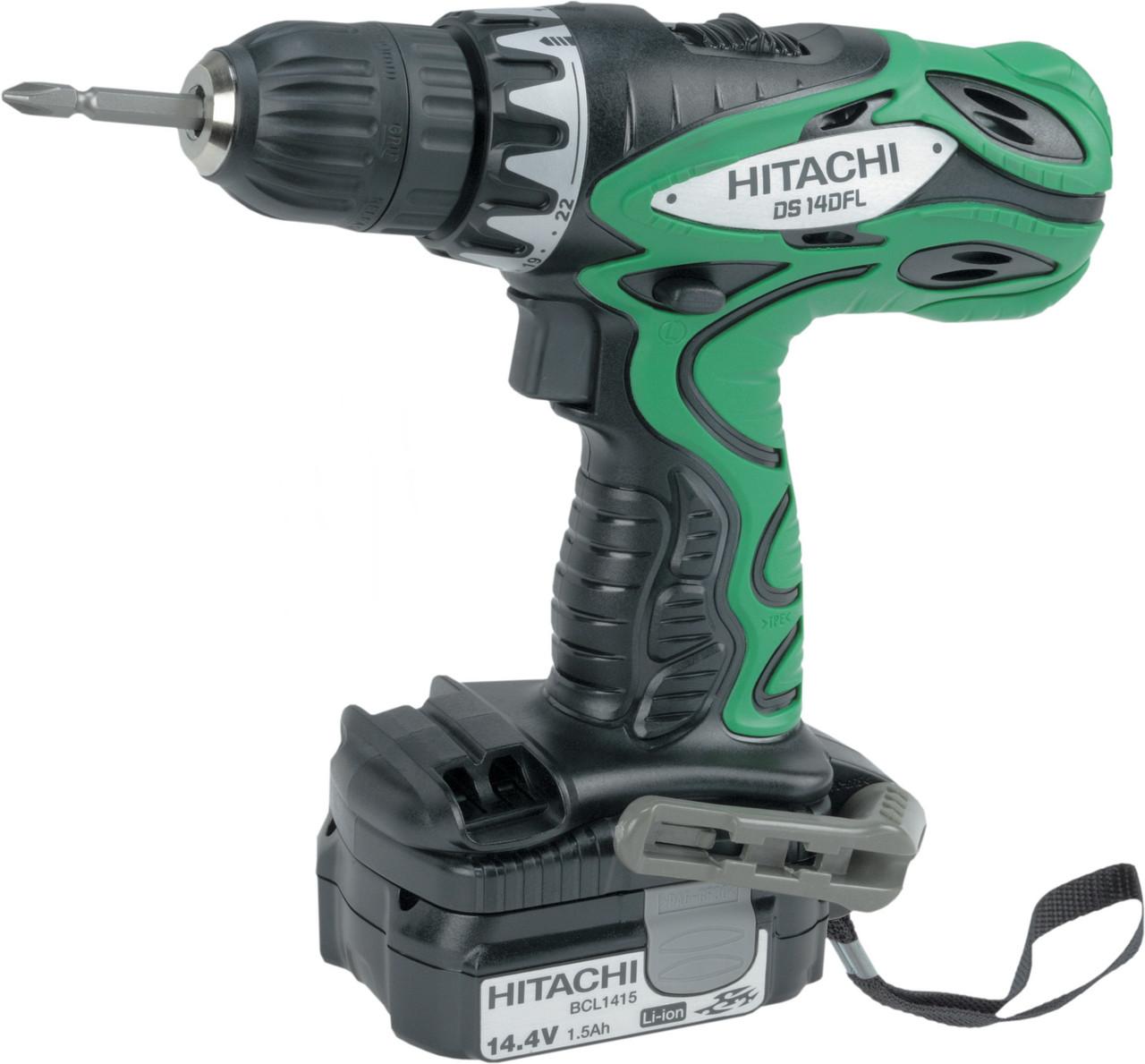 Шуруповерт Hitachi / HiKOKI DS14DFL