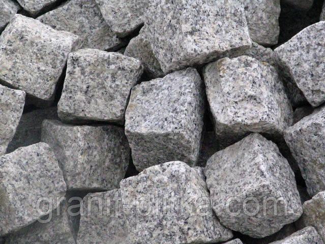 Бруківка з граніту, купити бруківку