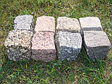 Бруківка з граніту, купити бруківку, фото 4