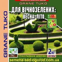 Удобрение для вечнозеленых: весна-лето 2 кг