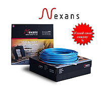 Двухжильный нагревательный кабель NEXANS TXLP/2R – 700 Вт (4,1 м2) Норвегия