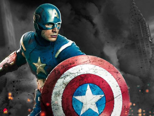 Капитан Америка Captain America