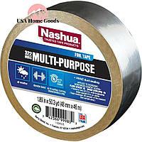 Алюмінієвий фольгований скотч Nashua 322 HVAC 48 mm * 46 m