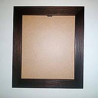 Рамка 19,7х28,5см  А4 23,25коричневый