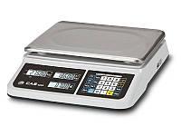 Весы торговые без стойки CAS PR II B до 30 кг