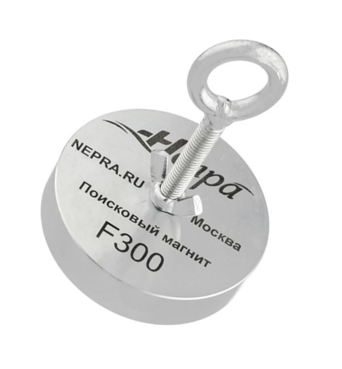 Поисковый магнит Непра F300, ТРОС В ПОДАРОК! Доставка Бесплатно!