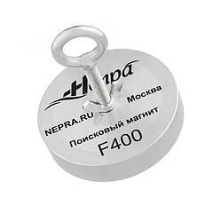 Поисковый неодимовый магнит Непра F400, АКЦИЯ! ТРОС В подарок!