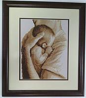 Картина Мама с ребенком 43*47см