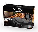 Электрический гриль Adler AD 6608, фото 5