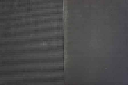 Резина подметочная Эластичная «Step by Step» 500*500 т. 2,0 мм. черн., фото 2