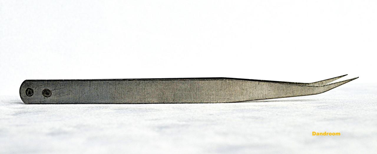 Пинцет для удержания и крепления тонких и мелких деталей