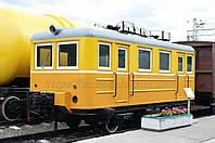 Сборная модель автомотрисы АС1А  Н0 / 1:87, фото 1