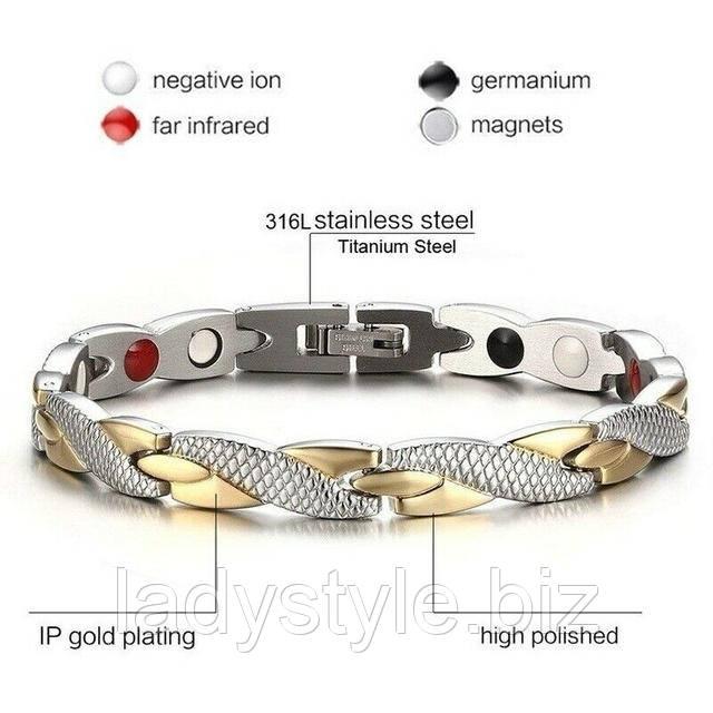 турмалиновый браслет магніти кфс картки неодимові магніти энержетикс