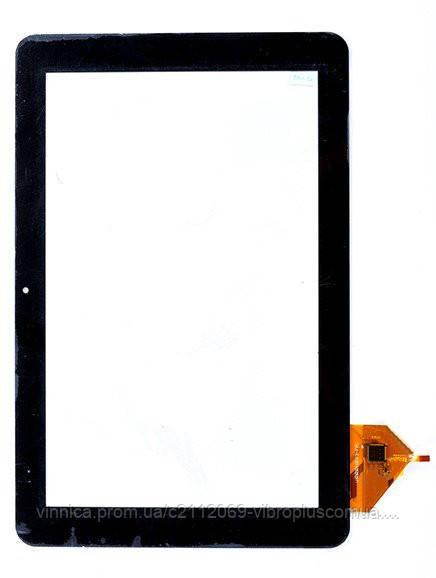 Тачскрин (сенсор) UNI PAD RP-udm02a-13qc (p/n:YTG-P10004-F1-V1.1 ) black  - vibroplus.com.ua в Виннице