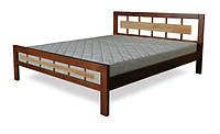 Деревянная кровать Модерн-3