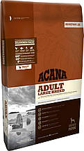ACANA ADULT LARGE BREED– Биологически соответствующий корм для взрослых собак крупных пород 11.4 кг