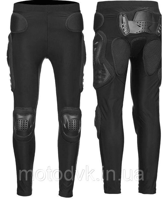 Защитные штаны черные, размер S