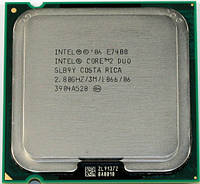 "Процессор Intel Core 2 Duo E7400 Б\У ""Over-Stock"""