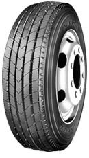 Грузовая шина 315/70R22,5  AF31 Aufine рулевая