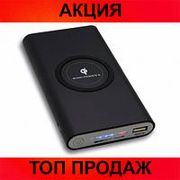 PowerBank с беспроводной зарядкой Samsung 10000 mAh!Хит цена