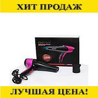 Функциональный фен для волос Gemei GM-1766