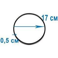 Ущільнювальне кільце Intex 11379 для пісочного фільтра 26646, 26648, 26652, 28646, 28648, 28652, комбі-пісочного 28676, 28678, 28680, 28682